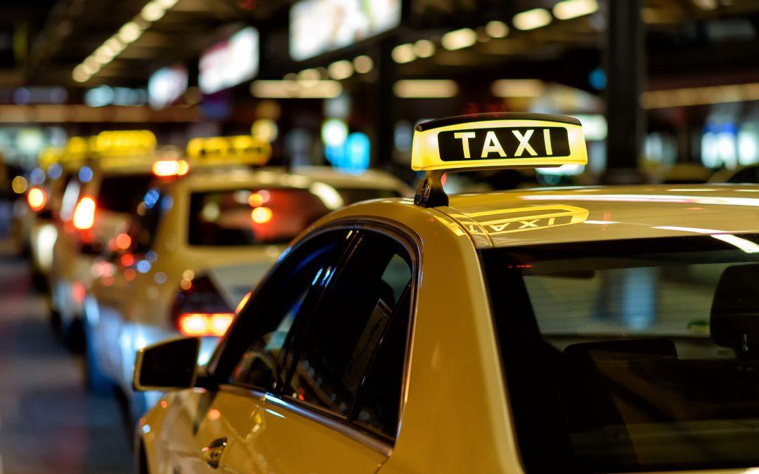 Nya Taxibilar